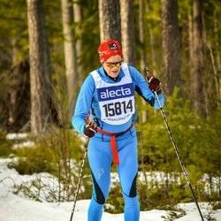 Skiing 90 km - Arnfinn Haugen (15814)