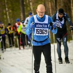 Skiing 90 km - Anders Liljedahl (15969)