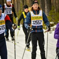 Skiing 90 km - David Schnell (12557)