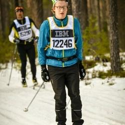 Skiing 90 km - Herman Treschow (12246)