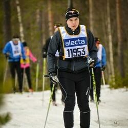 Skiing 90 km - Fredrik Hagelin (11953)