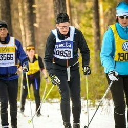 Skiing 90 km - Jens Andersson (10858)