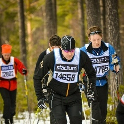 Skiing 90 km - Anders Persson (14658)