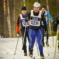 Skiing 90 km - Cenneth Dacke (12235)