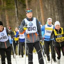 Skiing 90 km - Antti Härkönen (10142)