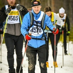 Skiing 90 km - Christer Olsson (10978)