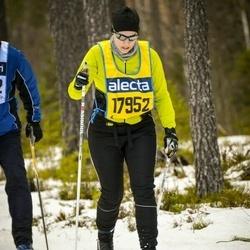 Skiing 90 km - Elin Skörde (17952)