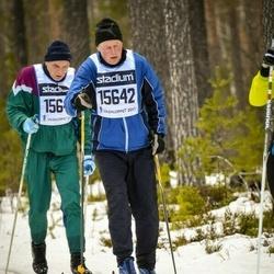 Skiing 90 km - Eero Tortinmäki (15642)