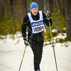 Skiing 90 km - Anders Vredin (14984)
