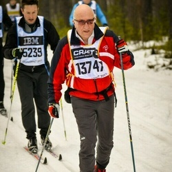 Skiing 90 km - Jean-Philippe Beaucher (13747)