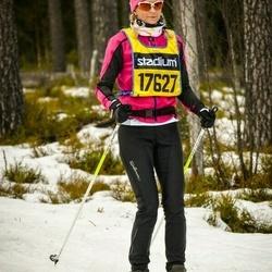 Skiing 90 km - Fredrika Walters (17627)