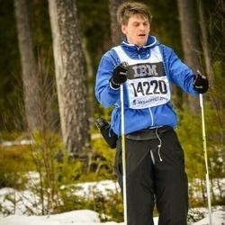Skiing 90 km - Håkan Bengtsson (14220)