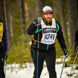 Skiing 90 km - Andreas Burstedt (11741)