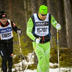 Skiing 90 km - Frederik Moltke (15781)
