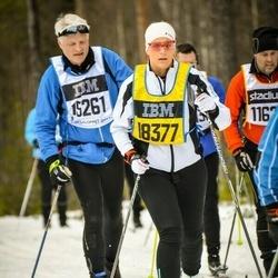 Skiing 90 km - Elin Malmqvist (18377)