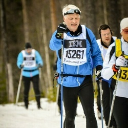Skiing 90 km - Hans Chr Holm (15261)