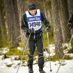Skiing 90 km - Jens Leth (14948)