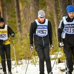 Skiing 90 km - Rikard Westlander (14962)