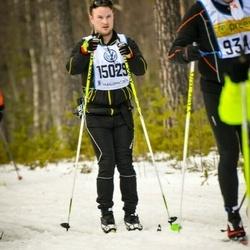 Skiing 90 km - Alexander Folkesson (15029)