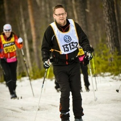 Skiing 90 km - Thomas Pettersson (13132)
