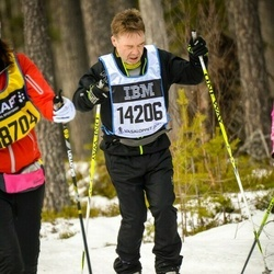 Skiing 90 km - Kenneth Skrifvars (14206)