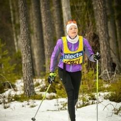 Skiing 90 km - Ingrid Jendholm (17821)