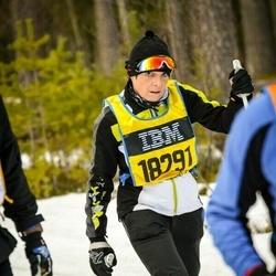Skiing 90 km - Ludmila Libanska (18291)