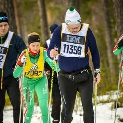 Skiing 90 km - Viktor Ivarsson (13358)