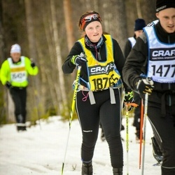 Skiing 90 km - Ellenor Persson (18765)