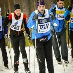 Skiing 90 km - Daniel Hornberg (12241)