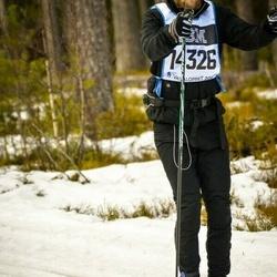 Skiing 90 km - Herbert Karlsson (14326)