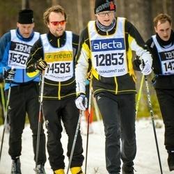 Skiing 90 km - Carsten Larsen (12853)