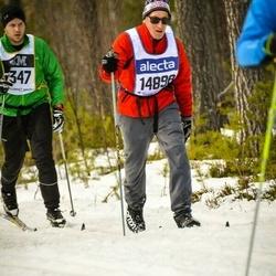Skiing 90 km - Jay Wiener (14898)