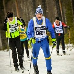Skiing 90 km - Björn Fredriksson (13688)