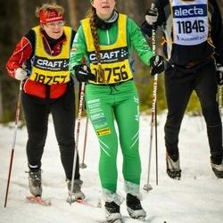 Skiing 90 km - Cecilia Raldén (18756)