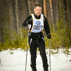 Skiing 90 km - Elar Steinberg (13077)