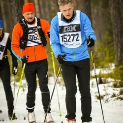Skiing 90 km - Poul Jennum (15272)