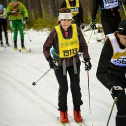 Skiing 90 km - Guri Hjulstad (19113)