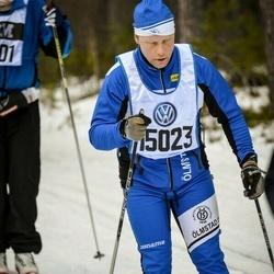 Skiing 90 km - Marcus Sjöberg (15023)
