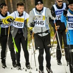 Skiing 90 km - Lasse Rasmussen (14445)