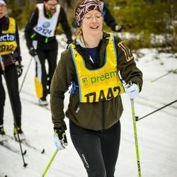 Skiing 90 km - Jenny Normark Sperens (17442)