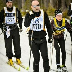Skiing 90 km - Fredrik Lindström (11111)