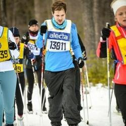 Skiing 90 km - Gustav Eriksson (13811)