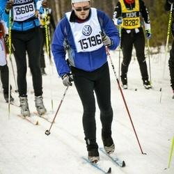 Skiing 90 km - Carsten Hög Christensen (15196)