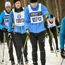 Skiing 90 km - Alexander Engblom (10712), Erik Lantz (13012)
