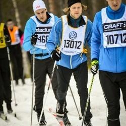 Skiing 90 km - Erik Lantz (13012)