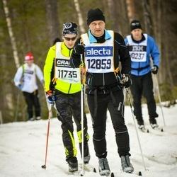 Skiing 90 km - Henrik Sundberg (12859)