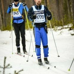 Skiing 90 km - Lars Wihlborg (14770)