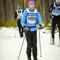 Skiing 90 km - Johan Frisk (14999)