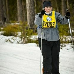 Skiing 90 km - Karin Eckert (17093)